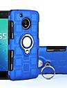 Θήκη Za Motorola G5 Plus / G5 Otporno na trešnju / Prsten držač Stražnja maska Oklop Tvrdo PC za Moto G5 Plus / Moto G5