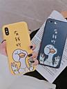 Pouzdro Uyumluluk Apple iPhone XR / iPhone XS Max Buzlu / Temalı Arka Kapak Karton Yumuşak TPU için iPhone XS / iPhone XR / iPhone XS Max