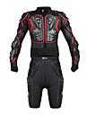 wosawe moto crash suit sport armature off-road racing crash si adatta alle moto equipaggiamento protettivo