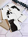 Coque Pour Apple iPhone XR / iPhone XS Max Motif Coque Chat / Animal / Bande dessinee Flexible TPU pour iPhone XS / iPhone XR / iPhone XS Max