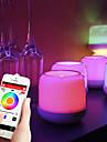 Brelong Smart Bluetooth App Dormitorio Sensacion de sonido Atmosfera Luz Noche Luz Usb 1 PC