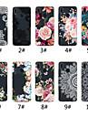 غطاء من أجل Huawei P20 / P20 Pro شفاف / نموذج غطاء خلفي الطباعة الدانتيل / زهور ناعم TPU إلى Huawei P20 / Huawei P20 Pro / Huawei P20 lite