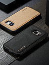 WHATIF Etui Til Samsung Galaxy S7 Vanntett / Stoetsikker / GDS Bakdeksel Ensfarget Hard PU Leather til S7