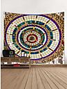 Kreativ / Zahn Wand-Dekor 100% Polyester Moderne Wandkunst, Wandteppiche Dekoration
