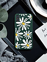 Etui Til Apple iPhone XR / iPhone XS Max Mønster Bagcover Planter / Blomst Blødt TPU for iPhone XS / iPhone XR / iPhone XS Max