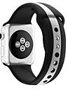 Nézd Band mert Apple Watch Series 4/3/2/1 Apple Sportszíj Szilikon Csuklópánt