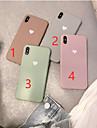 tilfelle for Apple iPhone xr / iphone xs maks moenster bakdeksel hjerte myk tpu for iphone x xs 8 8plus 7 7plus 6 6s 6plus 6s pluss