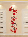 Decorative Wall Stickers - 3D Wall Stickers Floral / Botanical Indoor