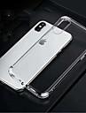 jabłko cztery narożnik poduszka powietrzna odporna na upadek tpu miękka obudowa do telefonu dla apple iphone6 / 6s / 7/8 / 7plus / 8plus / x / xs / xr / xsmax przezroczysta obudowa do telefonu